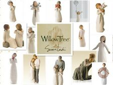 WILLOW TREE FIGURINES-Around You/My Sister My Friend/Close To Me/You & Me/Always