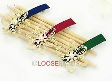 1pcs New Style Golden Tone Hollowed Flower Hair Clip Hair Accessories For Girl