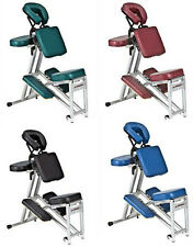 Stronglite Ergo-Pro Portable Massage Chair Package w/ Case 4 COLOR CHOICE NEW