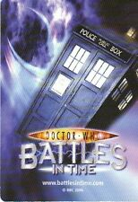 Doctor Who Battles In Time Exterminator Choose your Card 236-264