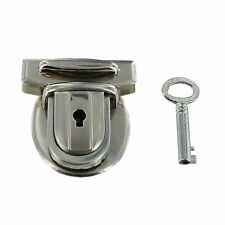 26T-2556ZZ AND 2660ZZ  Vintage Amiet Tuck Lock Closures for Leather Cases, Bags