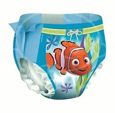 HUGGIES LITTLE SWIMMERS DISPOSABLE SWIM NAPPIES DISNEY DESIGNS  PACK OF 6