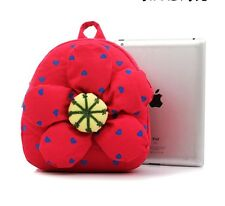 New baby nursery sunflowers cute children backpack small bag snack bag