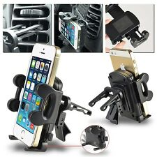 Car Air Vent Phone Holder Mount For Apple iPhone iPod Touch Cell phone Mobile