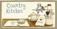 Retro Vintage Primitive Country KITCHEN Wood Sign Assorted Rustic Wall Signs