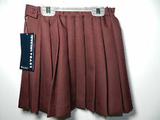 NEW French Toast Burgundy Skirt V9000 School Uniform 4 5 6 6X 7 8 10 12 16 18 20