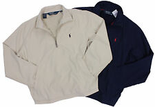 NEW Polo Ralph Lauren Mens Jacket Size S M L XL XXL Windbreaker Coat Golf NWT