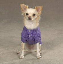 Casual Canine RUFFLE POLO Dog Shirt ADORABLE Clearance LIMITED SIZES