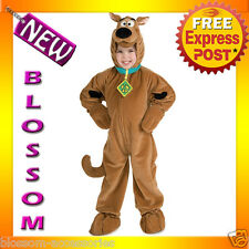CK119 Licensed Child Scooby-Doo DELUXE SCOOBY Boys Toddler Halloween Costume