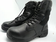 Magnum Interceptor Waterproof Side Zip High Traction Tactical Boots WIDE Widths