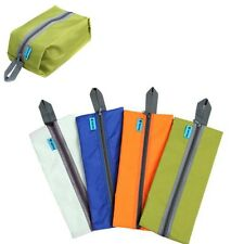 Waterproof Shoes Bag Nylon Travel Storage Shoe Tote Dust Bag Case Outdoor New