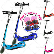 New Kids Electric Scooters 120W 24V Ride On Toy Battery Rechargeable E Scooter