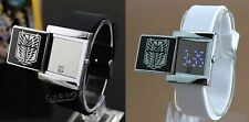 2style Attack on Titan cosplay watch/Anime /Electronic watches/LED watches +BOX