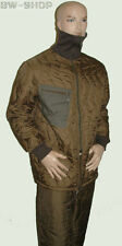 Cold Protection Suit German Army Original Jacket + Trousers Quilt Lining