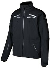 Klim 2014 Men's Non-Insulated Gore-Tex Stealth Snowmobile Shell Jacket - Black