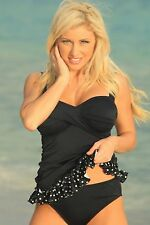 Ujena Marilyn Ruffle Tankini Swimsuit - Sizes S M L XL - In Sets or Separates