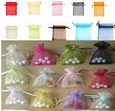 New 50 x  Jewelry Making YARNS Christmas Gift Crafts Bags Cute Chic Packing Bags