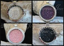 1x LARGE COIN/MONEDA ONLY FOR MI MILANO NECKLACE/PENDANT/KEEPER/GENUINE CRYSTAL.