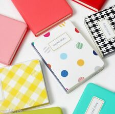 Second Diary Ver.7 Planner Journal Scheduler Organizer Agenda Notebook Kawaii
