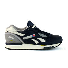 Reebok LX 8500 (ATHLETIC NAVY/OLYMPIC CREME/RAILROAD GREY) Men's Shoes SZ (8-13)