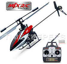 MJX F47 Single Rotor 4 Channel RC Radio Remote Control MEMS Gyro Helicopter EP