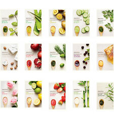INNISFREE It's Real Squeeze Mask Sheet 7 PCS SET - 15 kinds / Made in Korea