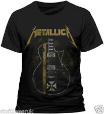 Metallica Hetfield Iron Cross T Shirt Official S M L XL XXL