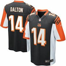 NWT Cincinnati Bengals #14 Andy Dalton  Youth JERSEY $70 Girls Boys