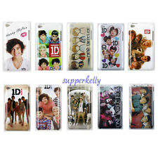 One Direction 1D Back Hard Cover Case for iPod Touch 4TH New Case