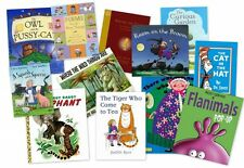 CHILDRENS READING BOOKS / KIDS BEDTIME STORY BOOK / FUN LEARNING - NEW