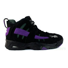 Reebok Rail OG (Black/Purple/Olive) Men's Shoes SZ (8-14) V54958