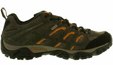 Merrell Moab Leather Waterproof Mens Trainers Lace Walking Shoes Sizes UK 7 - 14
