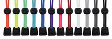Elastic Lock Shoe Laces For Running Triathlon Marathon Trainers Sport Training