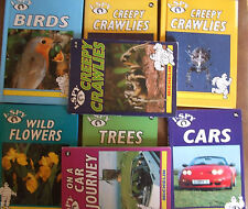 Select from a number of Collectible Michelin I-SPY Books