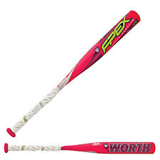 Worth FPEX-10 Youth Fast Pitch Aluminum Softball Bat Assorted Sizes
