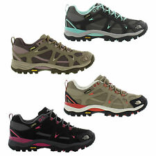 The North Face Hedgehog IV Gore-Tex Womens Walking Lace Up Shoes Sizes UK 4 - 8
