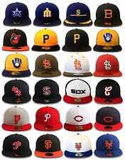 New Era 59FIFTY - MLB Cooperstown Collection - Fitted Hats and Caps