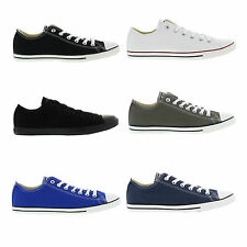 Converse Chuck Taylor Lean Oxford Unisex Canvas Shoes Sizes UK 4 - 12