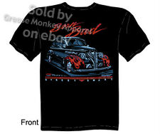 Hot Rod Clothes Chevy Tshirt Street Rod Shirts Chevrolet Clothing 1939 Apparel