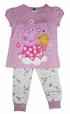 Peppa Pig pyjamas Leggings and Short Sleeved top 2-3y and 5-6y