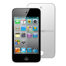 1X 3X 6X 10X Lot BG Clear LCD Screen Protector for Apple iPod Touch 4 4th Gen