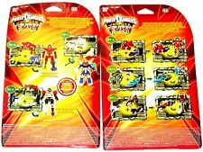 POWER RANGERS JUNGLE FURY ZORDS AVAILABLE IN VARIOUS SETS