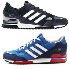 NEW ADIDAS ORIGINALS ZX 750 SPORTS RUNNING CASUAL TRAINERS FASHION MENS SHOES UK