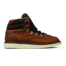 Reebok ExoFit Clean RW Boot (BROWN MALT/EARTH/PAPERWHITE/RED) Men's Shoes V45979