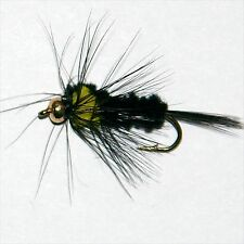 MONTANA YELLOW THORAX GOLD HEAD NYMPH  LS Trout & Grayling Fly fishing flies
