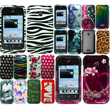 HARD COVER case Design Protector Phone FOR Huawei Inspira H867G Prism 2 II U8686