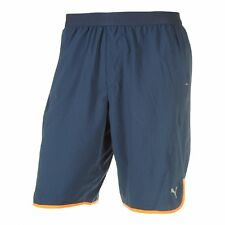 "PUMA Uomo Fitness Sport Tempo Libero Short PT Pure Tech 10"" LIGHT SHORT BLU"