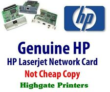 *GENUINE* HP LASERJET PRINTER NETWORK CARD, SELECT YOUR MODEL IN ADVERT