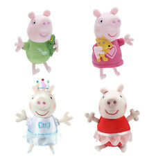 "Peppa Pig 7"" Talking Plush - Dinosaur George, Princess Peppa or Ballerina Peppa"