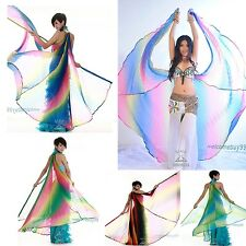 Egyptian Belly Dance Costume Isis Wings Dance wear Olivia Multicolored 6colors